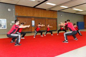 Kadertraining für Jugendliche und Erwachsene @ Wolfsburg