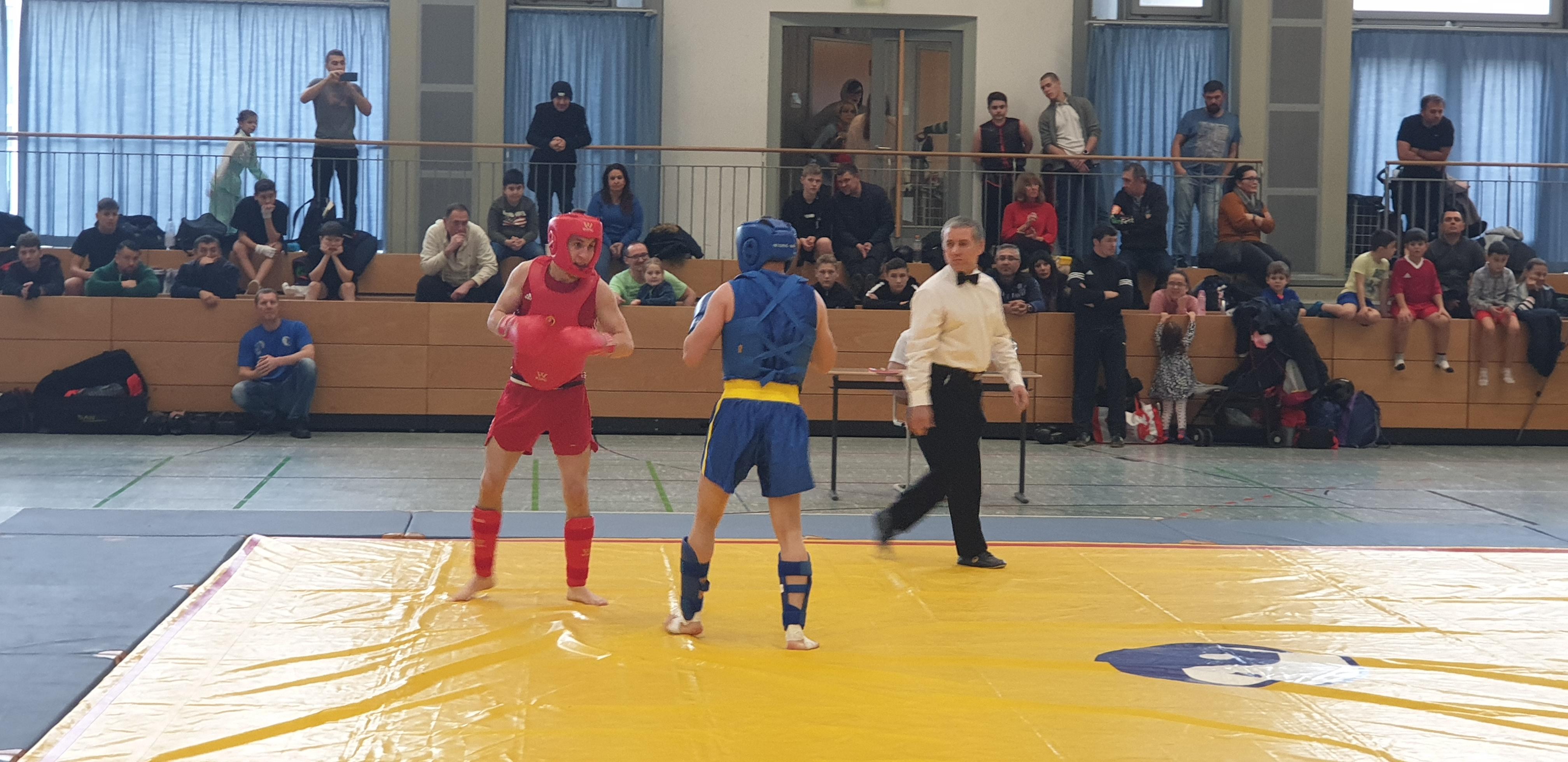 Wushu Berlin Open 2018